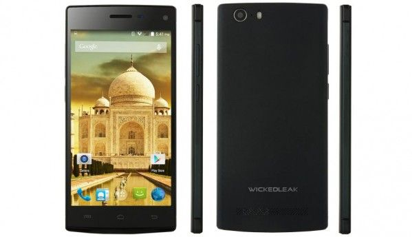 Wickedleak Wammy One octa-core phone launched at Rs. 7990