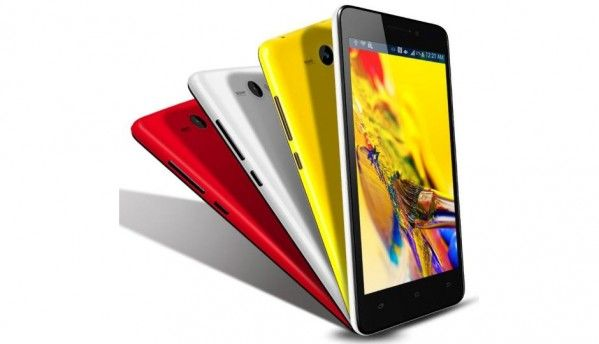 Spice Stellar 520n, 5-inch quad-core smartphone launched at Rs. 6999