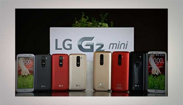 MWC 2014: LG G Pro 2 and G2 mini officially unveiled