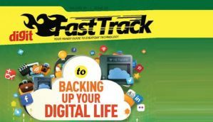 FastTrack To Backing up your digital life