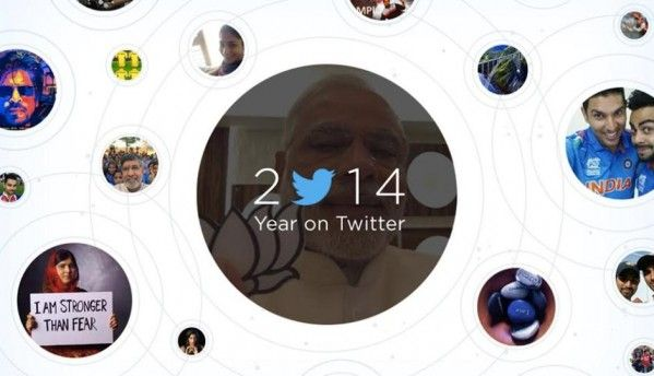 Twitter releases its 2014 #YearOnTwitter in India