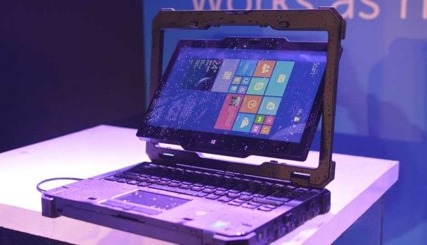 First look: Dell Latitude 12 and 14 Rugged Extreme laptops