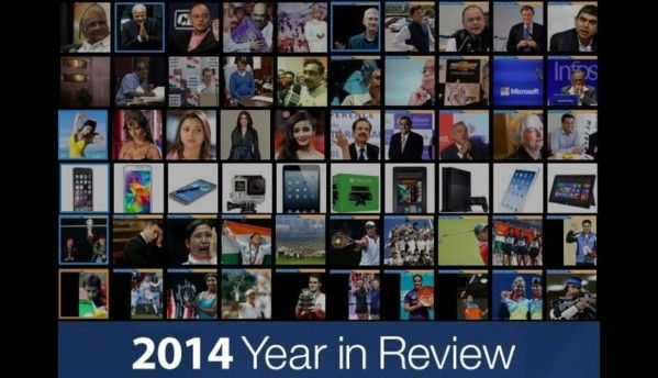 Yahoo releases Year in Review India 2014
