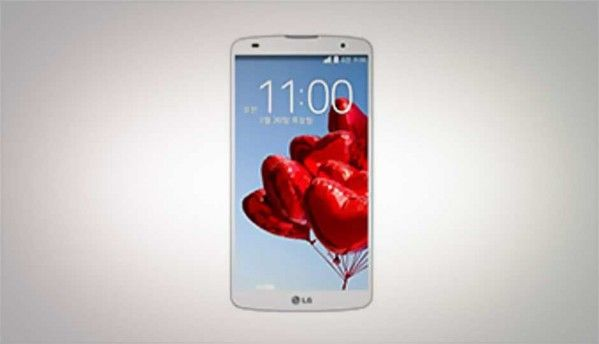 LG G Pro 2 unveiled with 5.9-inch full HD display, 4K video camera