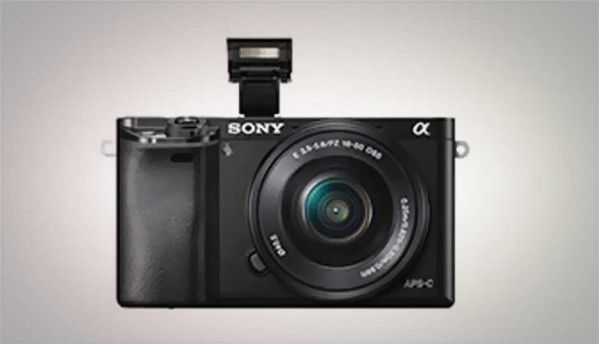 Sony Announces a6000 Mirrorless Camera