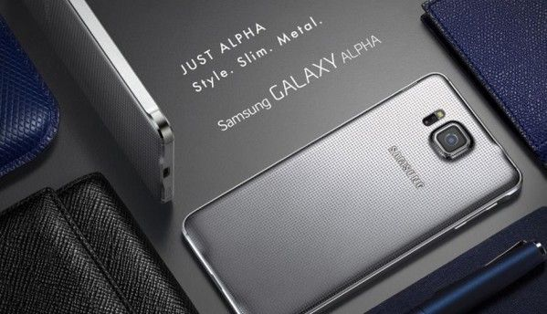 Samsung to reportedly discontinue Galaxy Alpha series by February