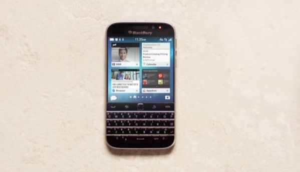 BlackBerry Classic expected to launch in India on Jan 15