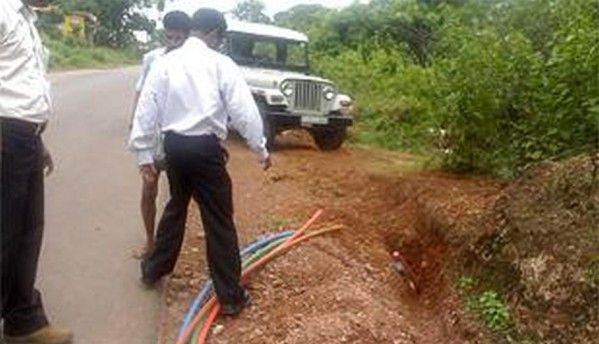 Kerala's Idukki is first district to be linked with National Optic Fibre netw...
