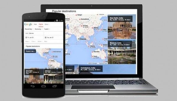 Google launches Flight search in India