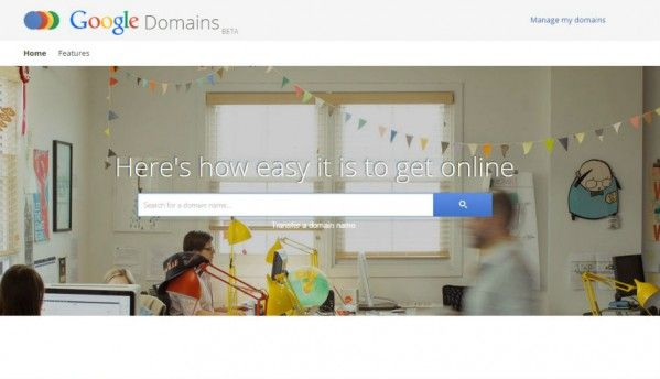 Google's domain registration service goes live in the US