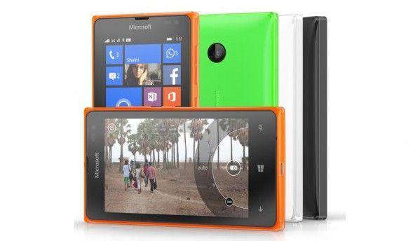 Microsoft Lumia 435, 532 budget smartphones unveiled