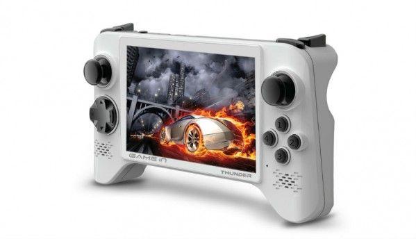 Mitashi GameIn ThunderPro Handheld Gaming Console