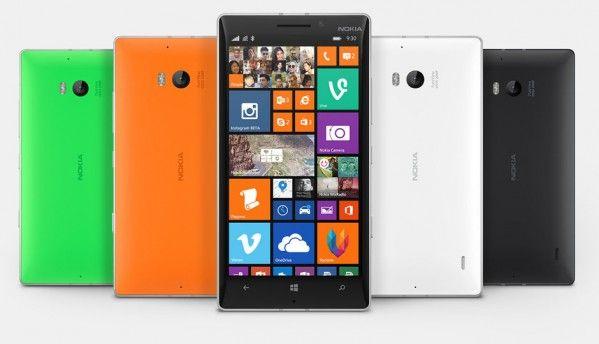 Microsoft adding 4G capability to select Lumia phones, via OTA