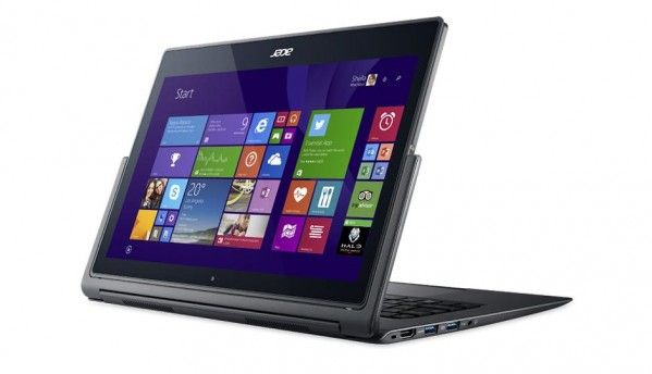 Acer Aspire R13 convertible notebook launched in India at Rs. 83,999