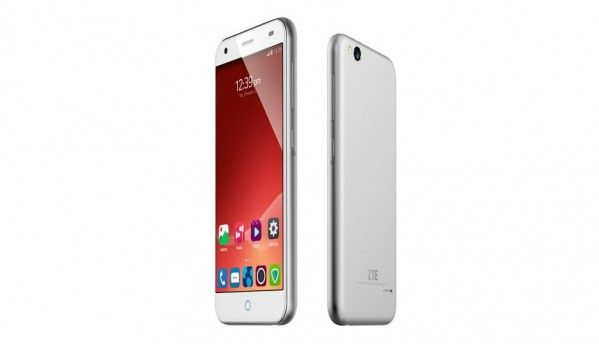 ZTE Blade S6 with 5-inch display, Snapdragon 615 SoC unveiled