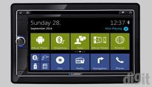 Blaupunkt launches Cape Town 940 in India, an Android based in-car entertainment system