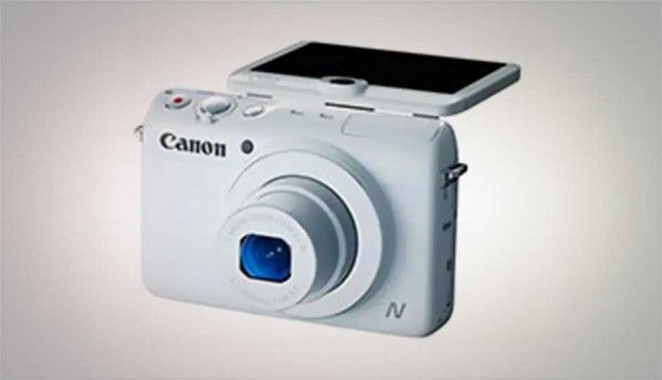 Canon announces 12MP PowerShot N100 digital camera