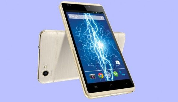 Lava Iris Fuel 20 smartphone with 4400 mAh battery launched for Rs 5399