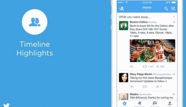 Twitter's 'While you were away' feature comes to Android