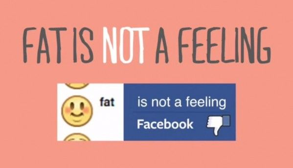 Facebook removes 'feeling fat' from its emoticons