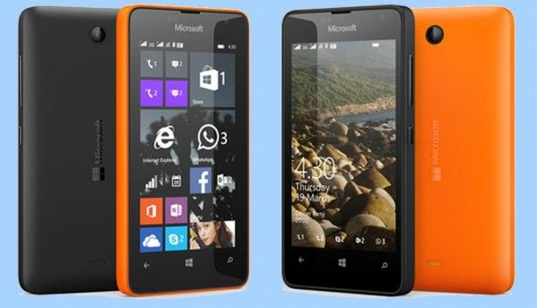 Lumia 430, Microsoft's most affordable Windows Phone announced