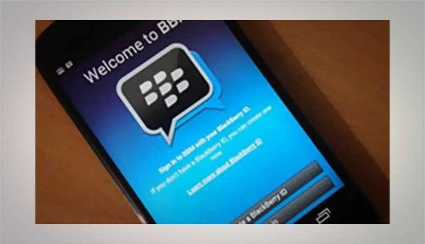 BBM to come pre-installed on LG smartphones, beginning with the LG Pro Lite