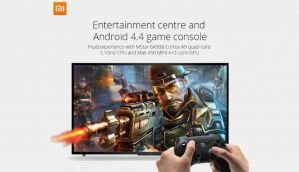 Xiaomi announces 40 inch Full HD LED smart TV