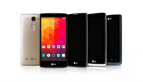 LG Spirit listed at Rs. 14,250 on company's India website