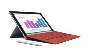 Microsoft unveils Surface 3, features full Windows and Intel SoC