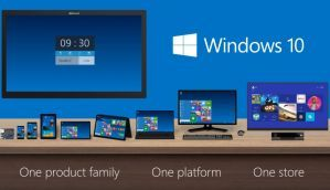 AMD exec reveals Windows 10 will be released in late July