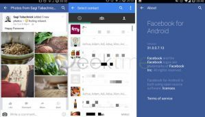 Facebook starts testing WhatsApp integration in 'Facebook for Android' app