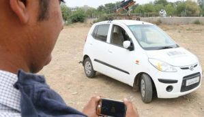 Gujarat scientists develop driverless car that can be controlled via an app