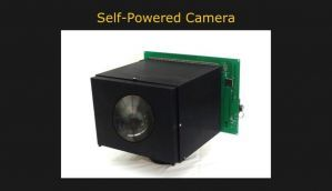 Indian-origin scientist invents self-powered video camera