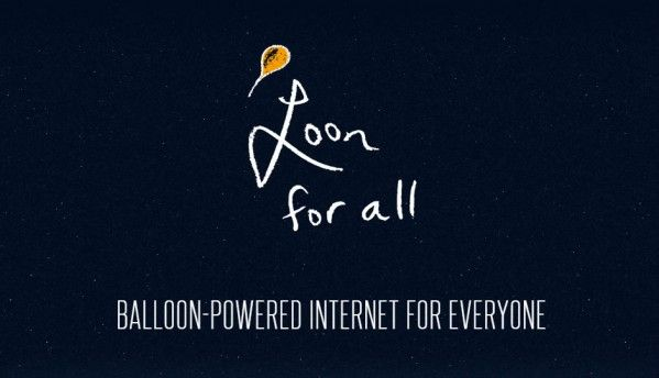 Balloons will power the Internet of the future