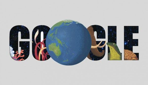 Google Earth Day 2015 doodle asks 'which animal are you'?