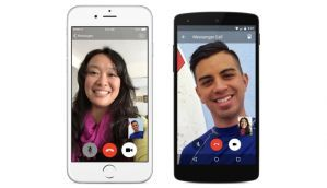 Facebook introduces Video Calling in its Messenger application