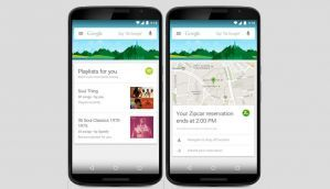 Google Now brings integration for 70 more Android apps