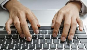 Google's new patent may kill the spacebar