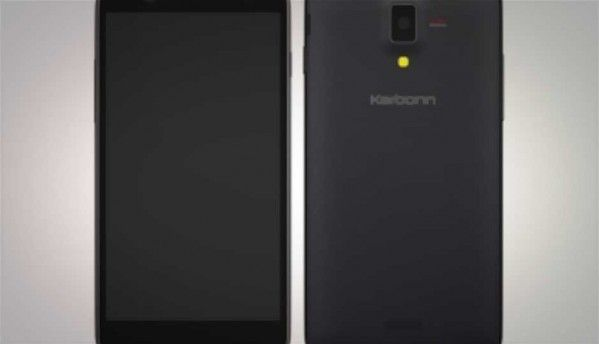 Karbonn Titanium S5+ with 5-inch display, quad-core CPU available for Rs. 10,636