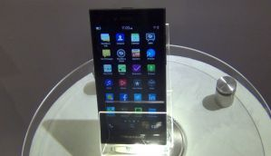 BlackBerry Leap: In Pictures