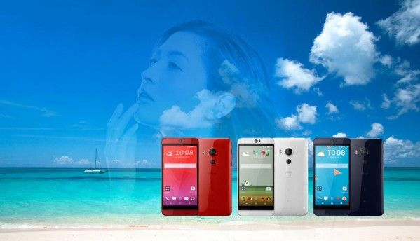 HTC J Butterfly debuts, features 20MP Duo camera, QHD display