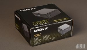 First look: Gigabyte BRIX PC