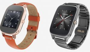 Computex 2015: Asus Zenwatch 2 unveiled