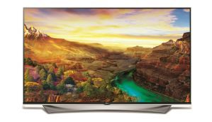 LG Super UHD 4K Cinema 3D TV - 55 inch