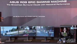 Computex 2015: ASUS unveils several ROG Gaming Products