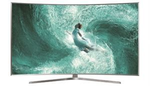 Samsung launches Tizen powered SUHD Curved TVs in India