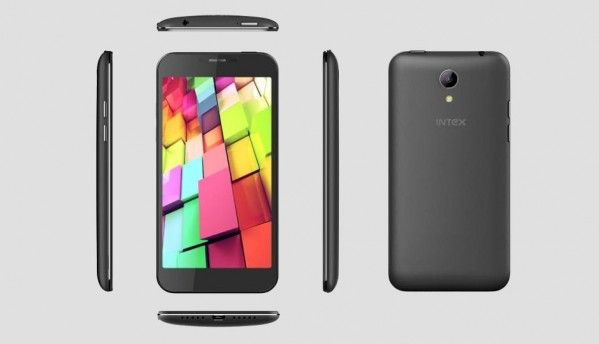 Intex launches its first 4G phone, Aqua 4G+, at Rs. 9499