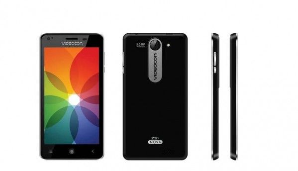 Videocon Z51 Nova launched at Rs 5,400