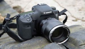 Canon launches two new full-frame DSLRs and a 4K camcorder, prices start from Rs. 1,70,000