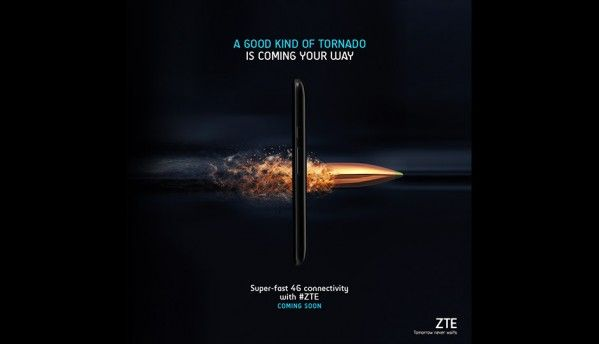 [UPDATED] ZTE's teaser revealed: Sub-5k 4G smartphone Blade Qlux 4G